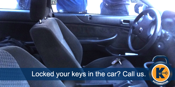 Keys locked in the car-Kelly Locksmith